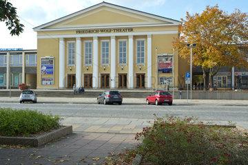 Friedrich-Wolf-Theater Eisenhuettenstadt