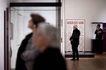The British View Germany - Memories of a Nation  Exhibition Gropius-Bau