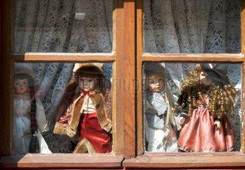 Puppenfenster