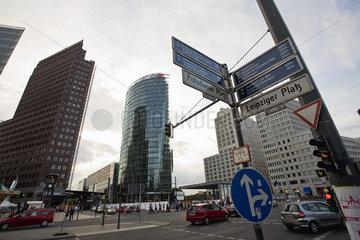 Germany  Berlin  Potsdamer Platz