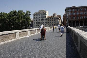 Rad Kavalier in Rom