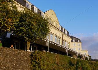 Petersberg-Hotel im Siebengebirge