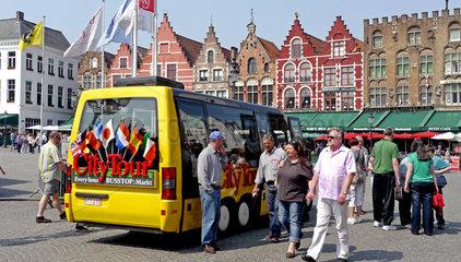Weltkulturerbe Altstadt Bruegge