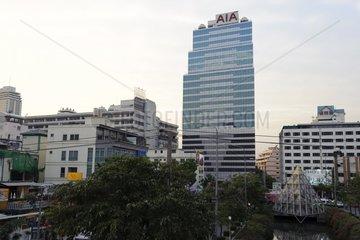 AIA Building / Bangkok / Thailand / SUEDOSTASIEN-REISE 12.12.2010-30.01.201