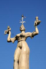 Imperia-Statue