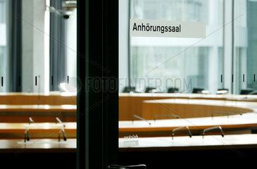 Anhoerungssaal im Bundestag  Berlin