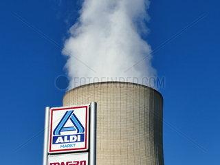 UNIPER Kohlekraftwerk Heyden
