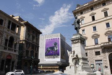 Iphone 6 S Werbung in Rom