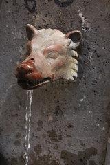 Fontanella in Rom