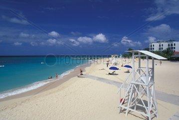 Jamaica  Montego Bay  Doctor's Cove Beach