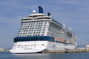 cruise ship Celebrity Equinox
