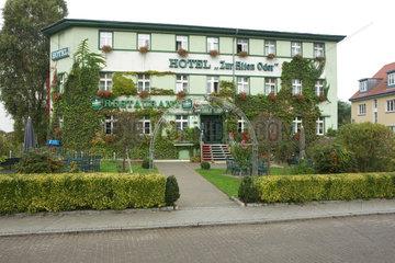 Hotel 'Zur Alten Oder'