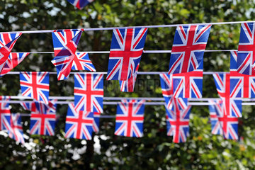Royal Ascot  National flags