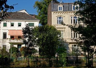Wohnhaeuser in Bonn-Poppelsdorf