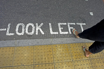 London: Look Left