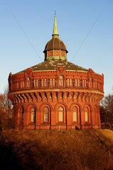 Wasserturm  Baudenkmal