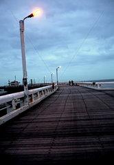 Pier in Oostende