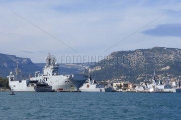 Marinehafen Toulon