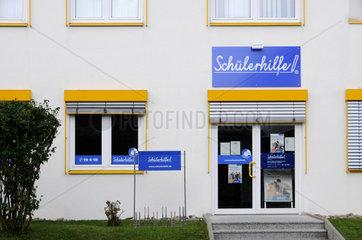 Einrichtung der ZGS Schuelerhilfe GmbH