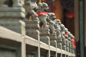 China  Shanghai Altstadt  Jadebuddha-Tempel