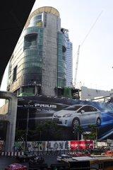 Bauarbeiten am Central World Einkaufscenter / Bangkok / Thailand / SUEDOSTA