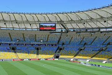 Maracana-Stadion Rio de Janeiro