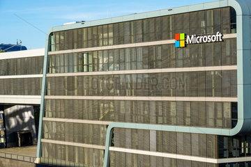 Microsoft Deutschland  Geschaeftsstelle Koeln