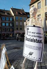 DGB Herbstaktion Sozialstaat