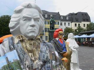 Beethoven-Parade in Bonn