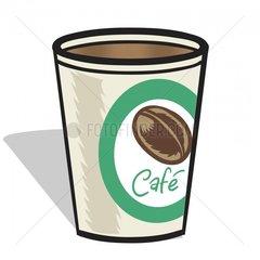 Serie Coffee-to-go - Kaffeebecher