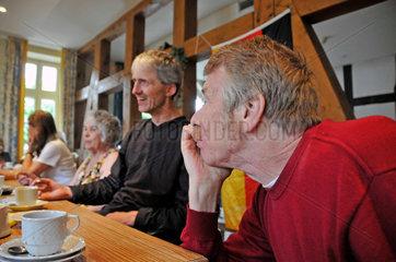Betreutes Wohnen fuer Senioren und Langzeitpatienten