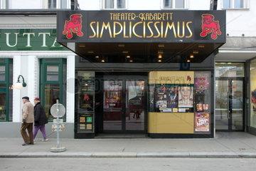 Simplicissimus  Theater-Kabarett Wien