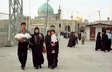 Iran  Wallfahrtsstaette Maschad