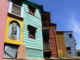 Argentinien: Buenos Aires  Stadtteil La Boca