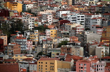 Stadtpanorama Istanbul