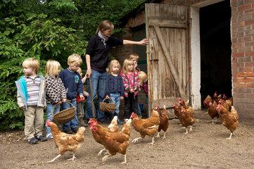 Bauernhof-Kindergarten Wilkenshoff