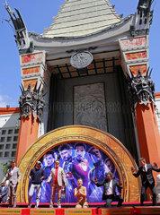 US-LOS ANGELES-HOLLYWOOD-FILM AVENGERS:ENDGAME