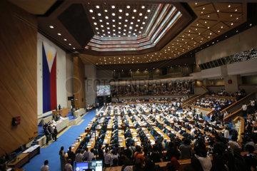 PHILIPPINES-QUEZON CITY-DEATH PENALTY-PASS