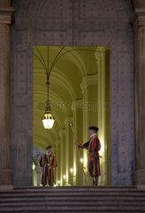 Rom  Schweizer Garde