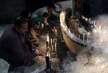 PAKISTAN-PESHAWAR-ISLAMIC NEW YEAR
