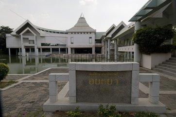 Ayutthaya Historical Study Center / Ayutthaya / Thailand / SUEDOSTASIEN-REI