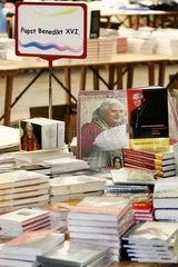 Buecher von Papst Benedikt XVI.