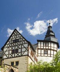 Kaulsdorfer Schloss  Thueringen  Deutschland  Europa