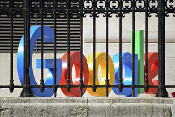 Google hinter Gittern