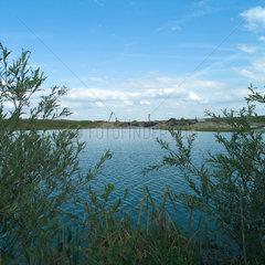 Baggersee in Riedlingen
