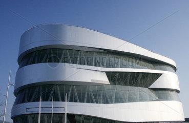 Mercedes-Benz Welt  in Untertuerkheim