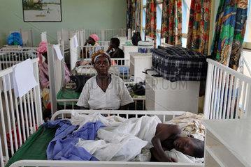 Malawi  Central Hospital in Lilongwe
