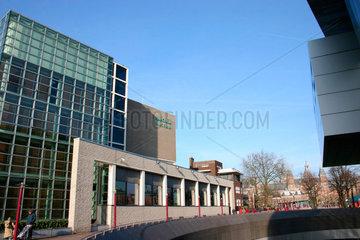 Amsterdam. Van Gogh Museum  Neue Austellungshalle