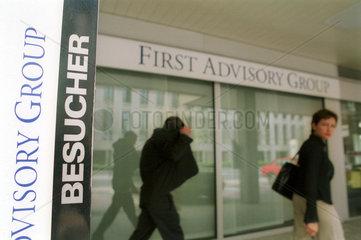 First Advisory Group (Fuerstentum Liechtenstein)
