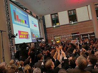 FDP-Wahlparty am 24.09.2017